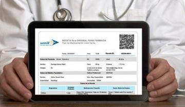 Imagen de Autorizan la prescripción de recetas digitales: qué requisitos debe cumplir y qué medicamentos alcanza