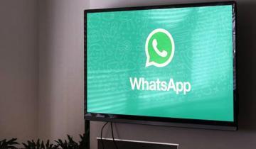 Imagen de Cómo hacer videollamadas de Whatsapp a través del televisor