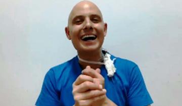 Imagen de Lío Pecoraro protagonizó un emotivo regreso a la TV para anunciar que superó la leucemia