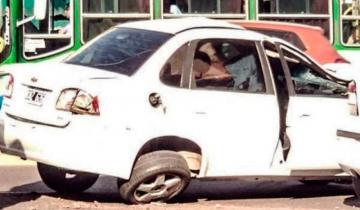 Imagen de Un automovilista causó un accidente que terminó con la muerte de 3 personas en Avellaneda