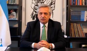 Imagen de Alberto Fernández anunció que en diciembre habrá un aumento en las jubilaciones