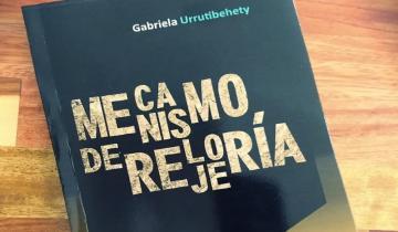 Imagen de Mecanismo de relojería, la nueva novela de Gabriela Urrutibehety