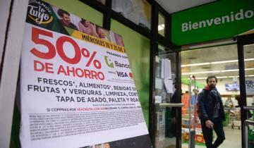 """Imagen de Adiós a los Supermiércoles: Provincia anunció que no reeditará la """"promo"""""""