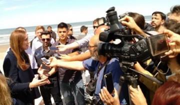 Imagen de En el Día Mundial del Agua, cuando Vidal prometió el agua potable para el Partido de La Costa