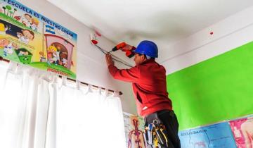 Imagen de La Costa coloca detectores de gas en todos sus establecimientos educativos