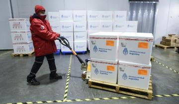 Imagen de Durante agosto se aplicarán 7 millones de segundas dosis de vacunas contra el coronavirus