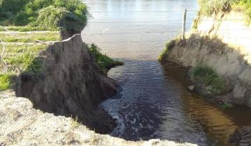 Imagen de Quedó habilitado el terraplén sur del Canal 15