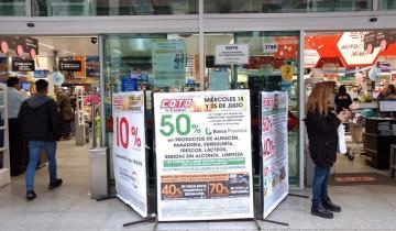 """Imagen de Es oficial: desde este miércoles 24, regresan los """"supermiércoles"""" de descuento del Banco Provincia"""