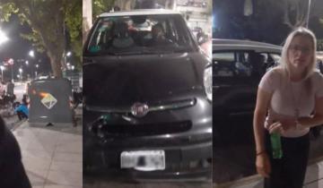 Imagen de El marido de Carolina Píparo acusado de chocar a una moto no relacionada con el robo que denunciaron