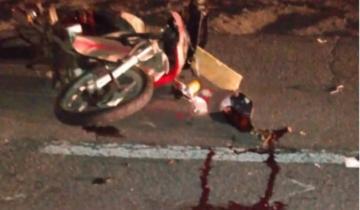 Imagen de Accidente en Ruta 11: otro muerto en la zona del Corredor del Atlántico donde se paralizaron las obras