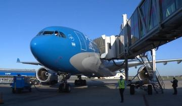 Imagen de Confirmado: en julio vuelven los vuelos de cabotaje, sólo desde Ezeiza
