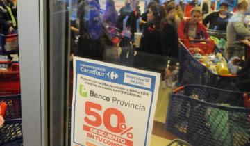Imagen de Cuáles serán los miércoles de diciembre con el descuento del Banco Provincia