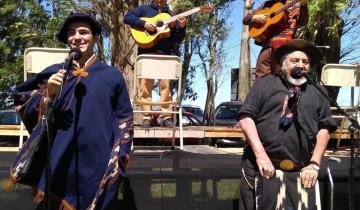 Imagen de Fue un éxito la Primer Fiesta de los Parajes Rurales en Sol de Mayo