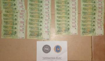 Imagen de Cuatro narcos detenidos en Mar del Plata y Tandil: les secuestraron medio millón de pesos y armas