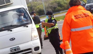 Imagen de Propietarios no residentes no pudieron ingresar a La Costa y debieron volver a sus casas