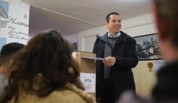 Imagen de Elecciones 2019 en vivo: Votó Cardozo en San Bernardo y seguirá los resultados con familiares y amigos