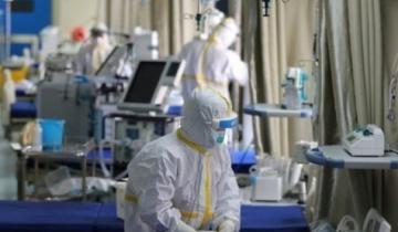 Imagen de Dos semanas de alza sostenida en la cantidad de personas internadas en terapia intensiva