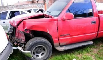 Imagen de Detuvieron al conductor de la camioneta que protagonizó el choque mortal en la Ruta 226