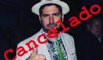 Imagen de Un boliche de Pila canceló el show de un cantante acusado de violencia de género