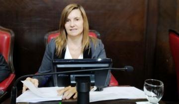 Imagen de Demaría promovió en el Senado proyectos de impulso al turismo de reuniones y actividades culturales de la Región