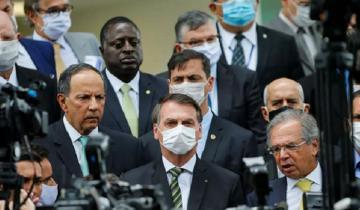 Imagen de Coronavirus: América supera a Europa en cantidad de casos, con EE.UU. y Brasil como epicentro