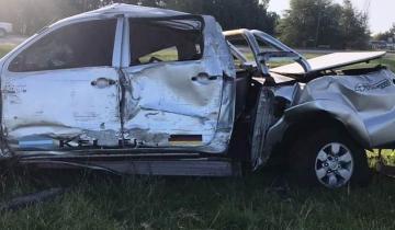 Imagen de Trágico accidente en Chascomús: murieron dos vecinos de Castelli