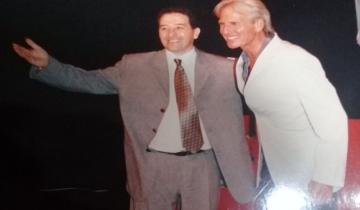 Imagen de El recuerdo de Horacio Burgueño sobre Sergio Denis y el día que el cantante visitó Dolores