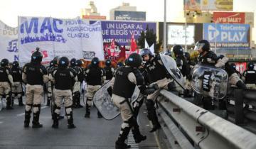 Imagen de Arrancó el cuarto paro contra el Gobierno
