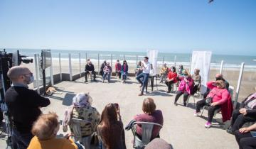 Imagen de Lanzamiento de PreViaje para jubilados: el Partido de La Costa fue uno de los puntos elegidos para la presentación