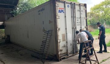 Imagen de Cayó banda de piratas del asfalto: habían robado 30 toneladas de langostinos en la Ruta 2