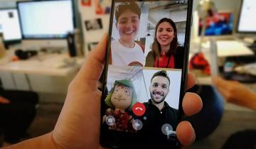 Imagen de Contraataque a Zoom: WhatsApp ahora permite videollamadas de hasta 8 personas