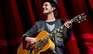 Imagen de Coti difundió en sus redes sociales el recital que dará este sábado en La Costa