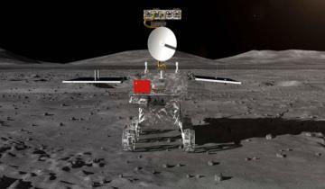 Imagen de Una nave espacial china aterrizó en el lado lejano de la Luna: las increíbles fotos