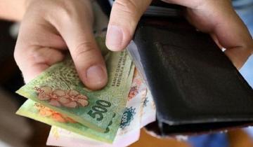 Imagen de Salario mínimo: acuerdan una suba del 35% en siete cuotas y llegará a $29 mil en 2022