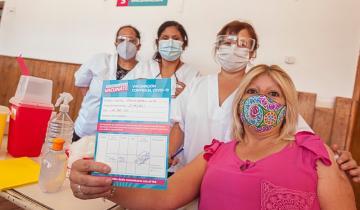Imagen de Partido de La Costa: se inició la vacunación masiva contra el Coronavirus y ya hay más de 20 mil inscriptos