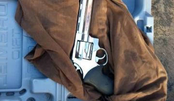 Imagen de Detuvieron a un hombre que intentó ingresar a la Casa Rosada con un revólver para ver al presidente Macri