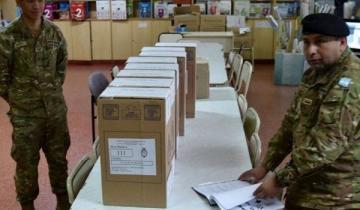Imagen de Más de 95.000 efectivos desplegados para custodiar las elecciones PASO