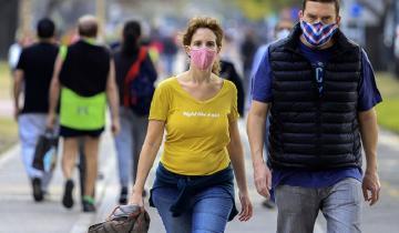 Imagen de Coronavirus en Argentina: nuevo récord de 17.096 casos diarios y más de 25.000 muertes desde el inicio de la pandemia