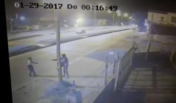 Imagen de Un grano y una foto, las claves que llevaron a la cárcel a un hombre que baleó a un policía