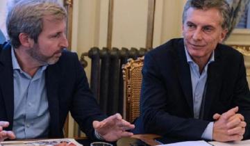Imagen de Confirman que el ex ministro del Interior, Rogelio Frigerio, también estuvo entre los políticos que violaron la cuarentena para jugar al pádel