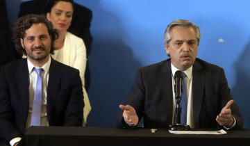 Imagen de El Presidente contradijo a su jefe de Gabinete y aseguró que no está en los planes aumentar las tarifas