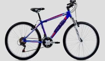 Imagen de Robaron la bicicleta con la que una farmacia de Dolores repartía los medicamentos a sus clientes