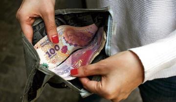 Imagen de Salario versus inflación: noveno mes en desventaja de los sueldos