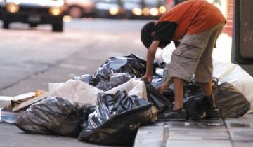Imagen de Crisis económica: la pobreza subió al 35,4% y ya alcanza a 15,9 millones de argentinos