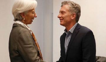 """Imagen de El FMI aprobó otro desembolso, pero pide más ajuste e impuestos y asegura que la inflación es """"decepcionante"""""""