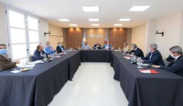 Imagen de Alberto Fernández y los gobernadores acordaron acelerar medidas económicas y sociales