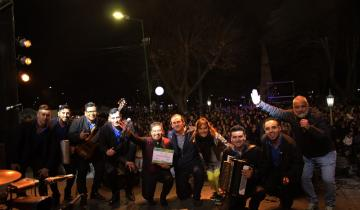 Imagen de Fiesta del 202° aniversario de Dolores: la tercera jornada fue un éxito