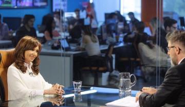 Imagen de Por qué Cristina Fernández le pidió disculpas a Novaresio