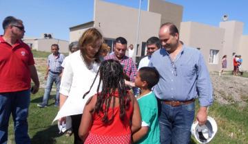 Imagen de Olivera acusó a Vidal de no enviar fondos para completar obras en Tordillo