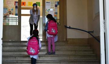 Imagen de Vuelta a clases en la Provincia: detallan qué trabajadores estarán exceptuados de concurrir a las aulas